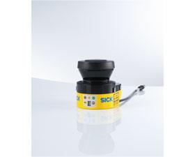 S300 Mini - 世界上最小的安全激光扫描器