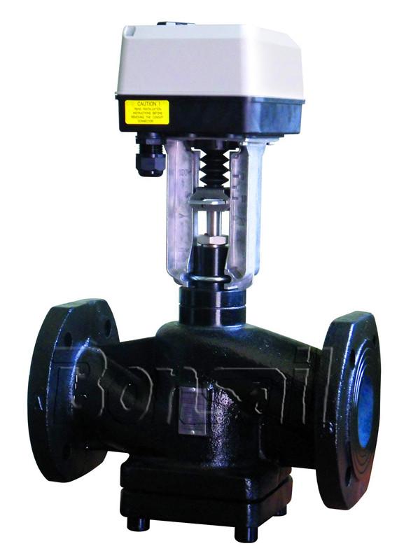 西安霍尼韦尔电动调节阀图片
