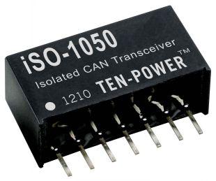 腾霄电子 内置电源的嵌入式隔离CAN收发器