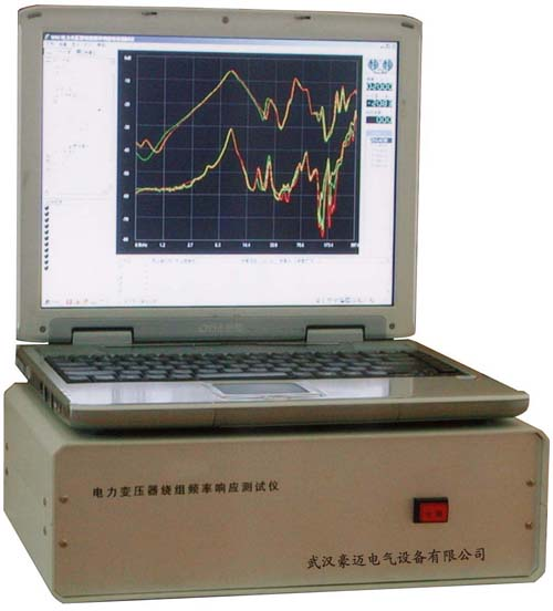 武汉豪迈 tfrc电力变压器绕组频率响应测试仪