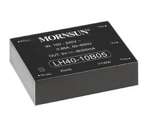 金升阳推出:40W高可靠性AC/DC电源模块