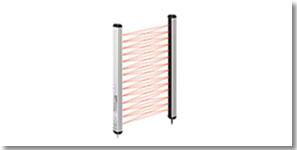奥托尼克斯新推出3点光线交叉网式区域传感器-BWC系列