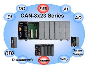 泓格科技发布新产品——CAN-8823
