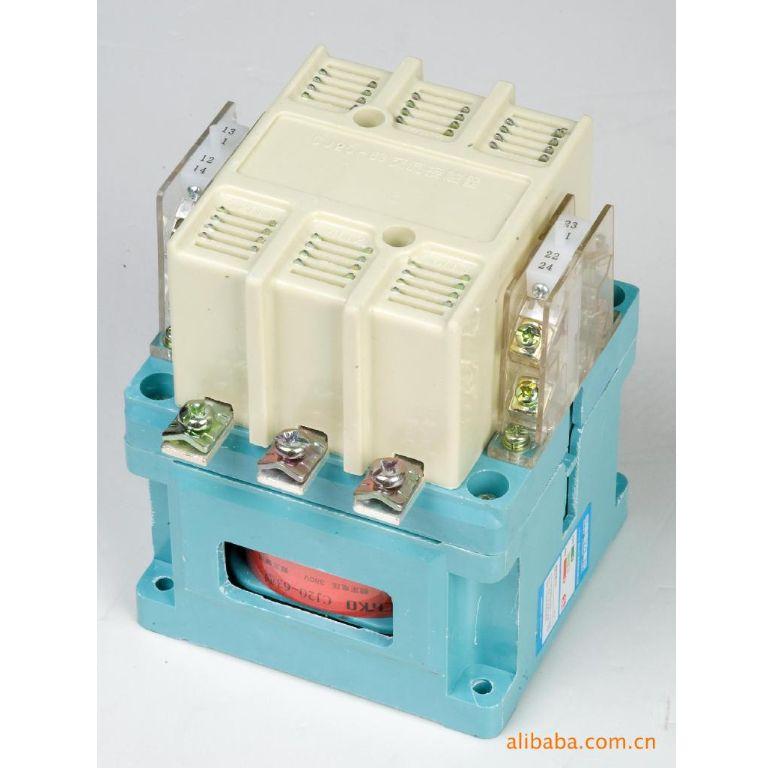 cj20-100交流接触器工作原理