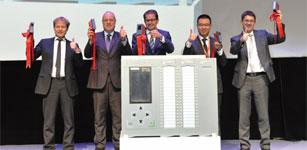 西门子发布新一代高性能PLC控制器与TIA博途最新V12版软件平台