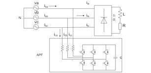 并联型有源滤波器原理及MATLAB仿真