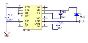 基于AVR单片机的逆变电源设计及EMC分析