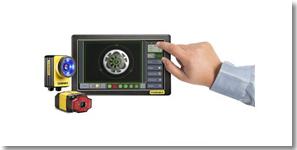 康耐视为Vision和ID系统推出229mm触摸屏