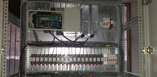 赫优讯netPLC模块在京能纺防闪络后备电源系统中的应用