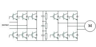 森兰SB70 690V 1100kW大功率变频器在胶带输送机上的节能运用