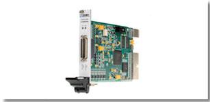 泛华恒兴发布大容量高精度PXI多功能数据采集卡