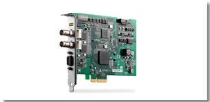凌华科技发布首款双通道图像 采集卡PCIe-2602
