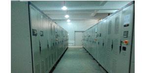 森兰高压变频器在万吨水压机上的应用