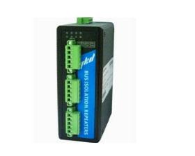 易控达 工业级DH/DH+总线隔离 中继器