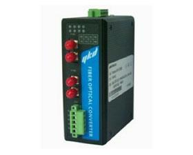 易控达 工业级CC-LINK总线光纤 中继器