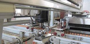 台达伺服产品在全自动六轴玻璃打孔机上的应用