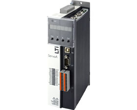 路斯特 ServoA全新总线型伺服驱动