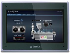 罗升企业 HITECH最新人机界面PWX8700T-N