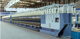 贝加莱新一代伺服驱动器ACOPOS multi在国内首台1512锭超长细纱机上的应用