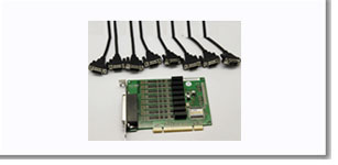 宇泰科技全新一款光电隔离8口RS232 PCI多串口卡震撼上市