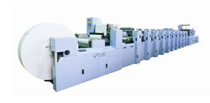 贝加莱产品在北人富士印刷机中的应用