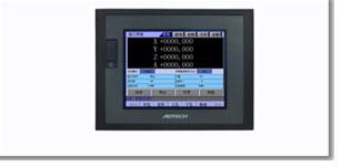 众为兴推出ADT-ZM420、ADT-ZM320、ADT-ZM220彩屏触摸植毛控制器