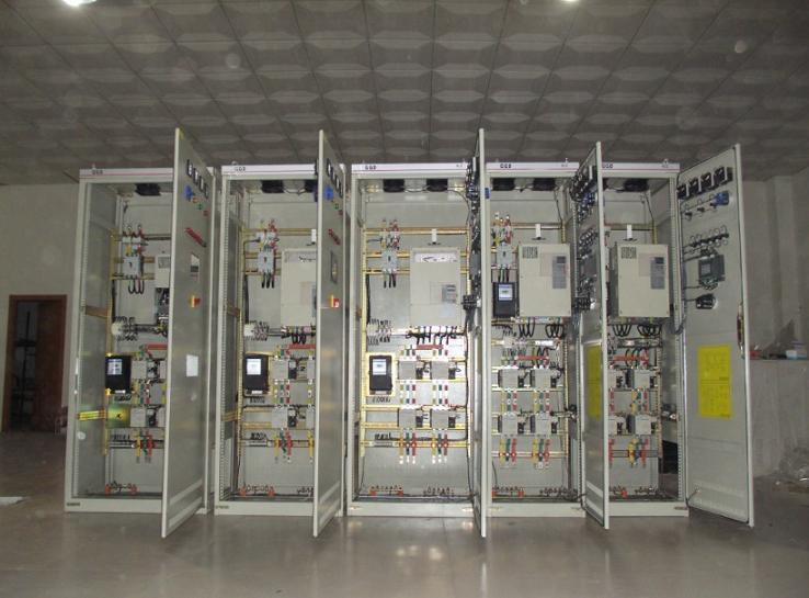 恒业电气 变频控制柜