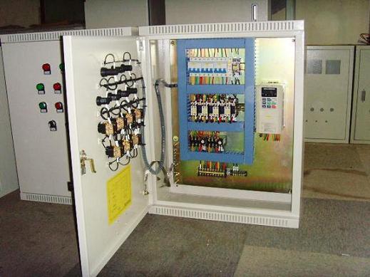 恒业电气 节能控制柜