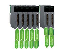 泓格科技  iDCS-8000模拟IO模块及HART模块