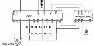 四方V560变频器在离心机上的应用
