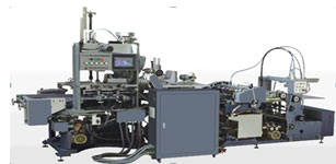 永宏工业自动化纸盒成型机整体解决方案
