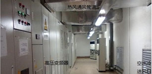 高压变频器在循环流化床锅炉(CFB)风机的应用