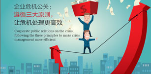 企业危机公关:遵循三大原则,让危机处理更高效