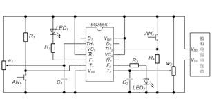 电压波动检测报警系统的设计