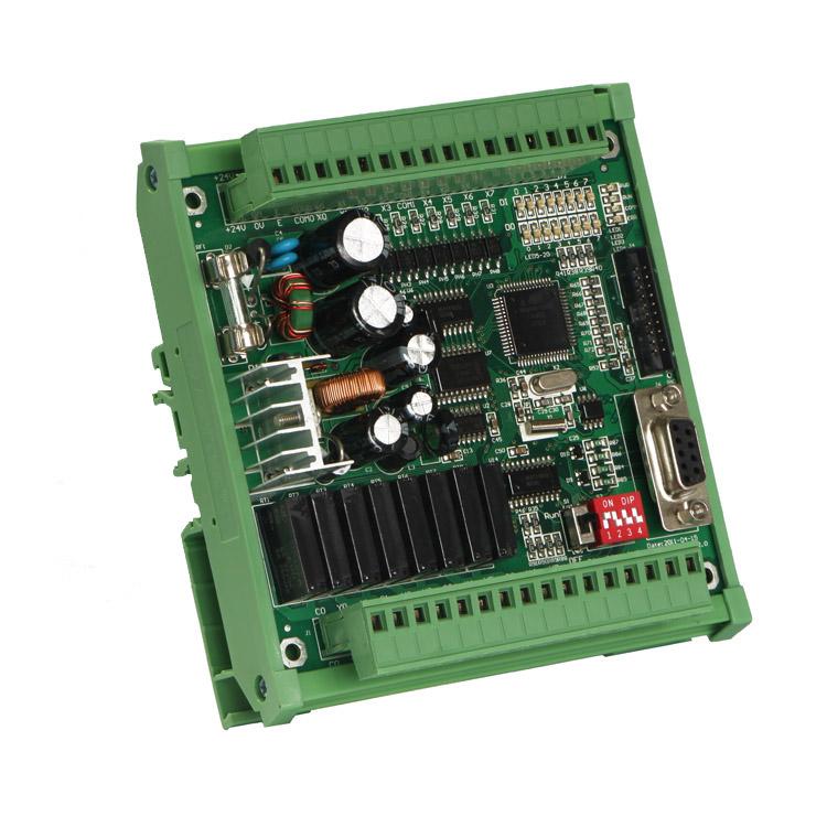 国产PLC 海为(Haiwell)16点单板PLC 定制PLC HW-B16ZS024x