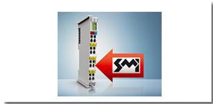 德国倍福最新推出的两款 SMI 主站端子模块