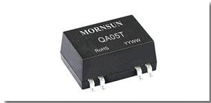 金升阳 国内首款125℃高温变频专用电源模块QA05T