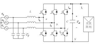 光伏并网逆变器低电压穿越技术