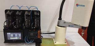 EP3E伺服驱动器在SCARA机器人上面的应用