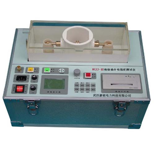 NIJJ绝缘油介电强度测试仪