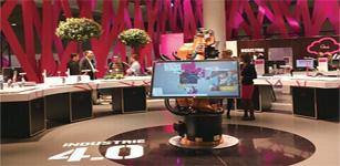 2014汉诺威展:产业集成,未来趋势