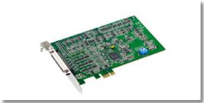 研华新一代多功能卡PCIE-1810