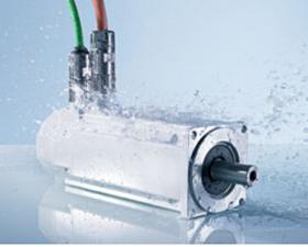 Beckhoff 驱动技术:全新系列防水型电机