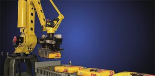 机器视觉让工业机器人生产更柔性