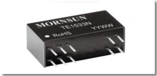金升阳推出有源高精度信号调理模块TE_N