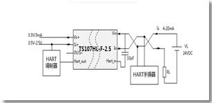 金升阳推出支持HART协议的两线制回路供电信号调理模块