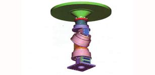 天线指向装置的小型、轻型化研究