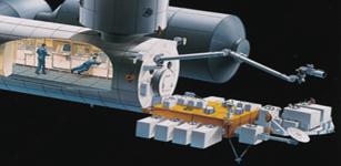 宇宙机器用电机,传感器 & 机构体