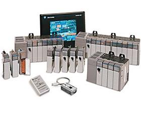 罗克韦尔 SLC 500 控制系统