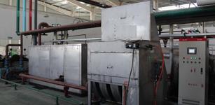 和利时LE系列PLC在废水余热回收系统中应用